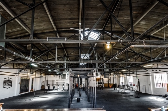 CrossFit Colfax, Cornerstone Card, gyms