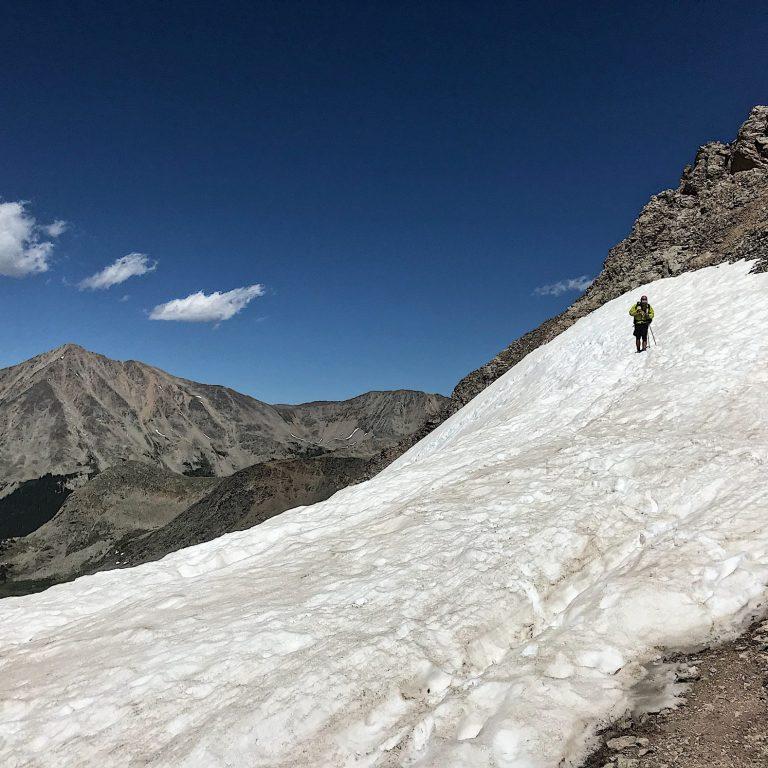 Collegiate Peaks Climbing
